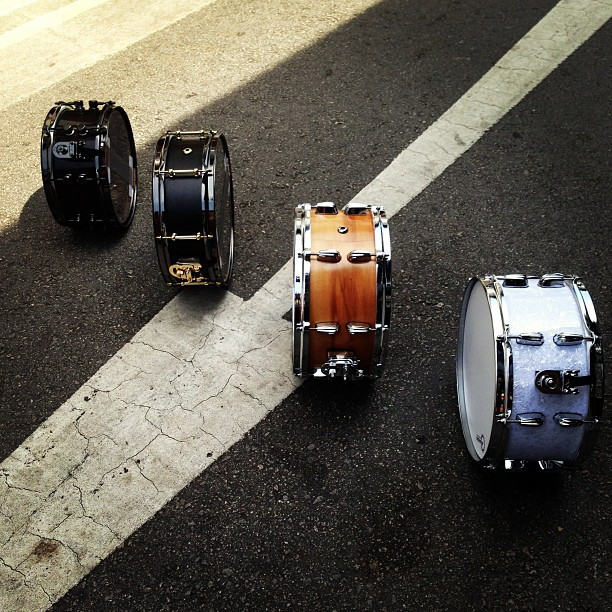 Pantheon Percussion: What kind of snare do you like?