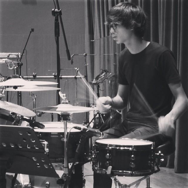 Pantheon Percussion: Aaron James Lee tracks audio samples