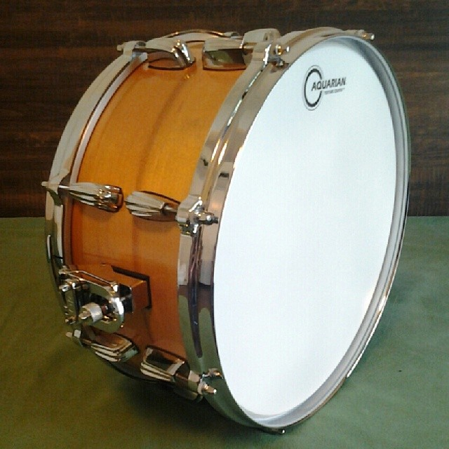 New 14 x 5 and 14 x 7 Maple Single-ply shells arriving!