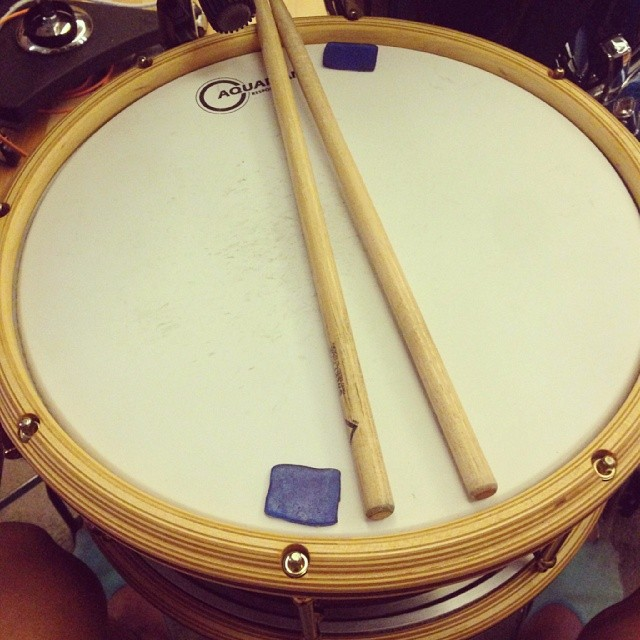 Pantheon Percussion: Custom Stellar Hoops available with our drums