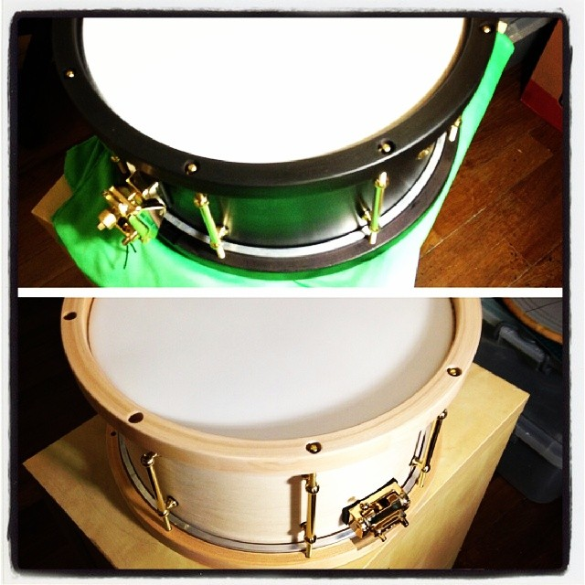 Pantheon Percussion: Which finish do you prefer?