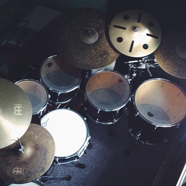 Pantheon Percussion: Teo Jia Rong talks gear