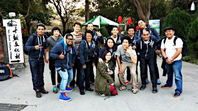 Pantheon Percussion: Riduan Zalani and friends returning from Taiwan after successful Ten Drum Festival stint