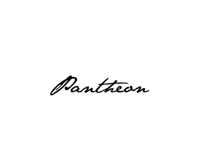 Pantheon Percussion: Building up of merchandise begins with stickers