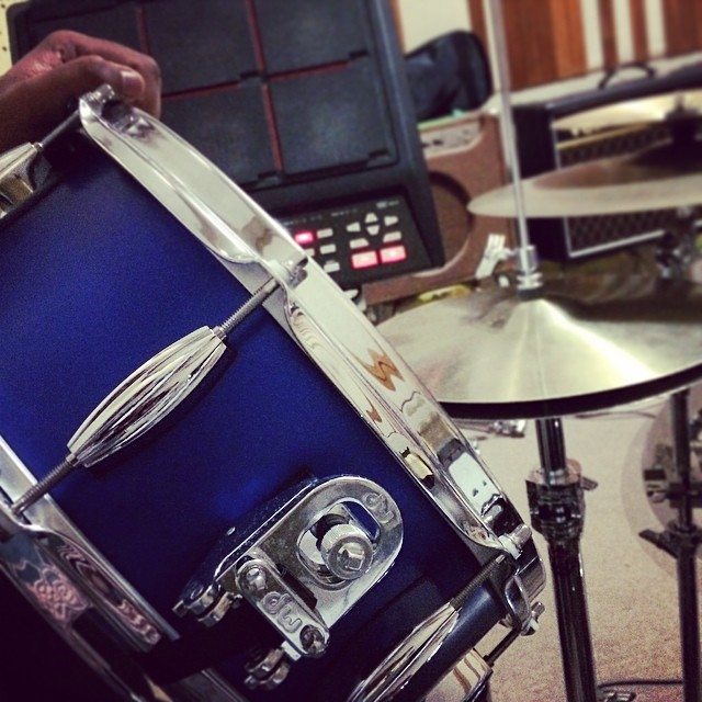 Pantheon Percussion: Teo Jia Rong waxes lyrical about his PP Aluminium snare