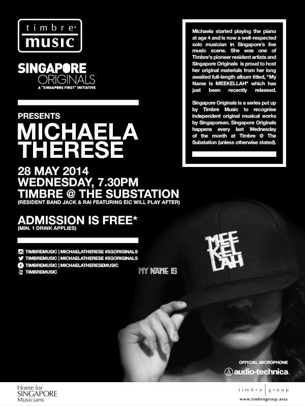 Pantheon Percussion: Catch Teo Jia Rong tonight at Timbre with Michaela Therese!