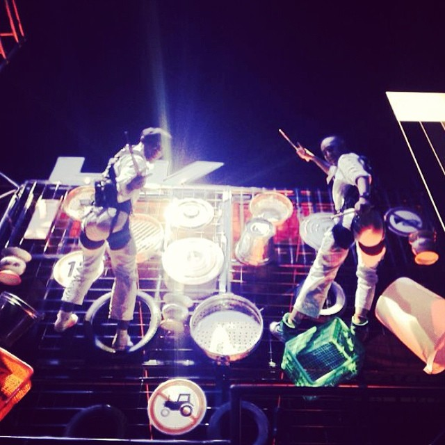 Pantheon percussion: All our endorsees are a little crazy. You think?
