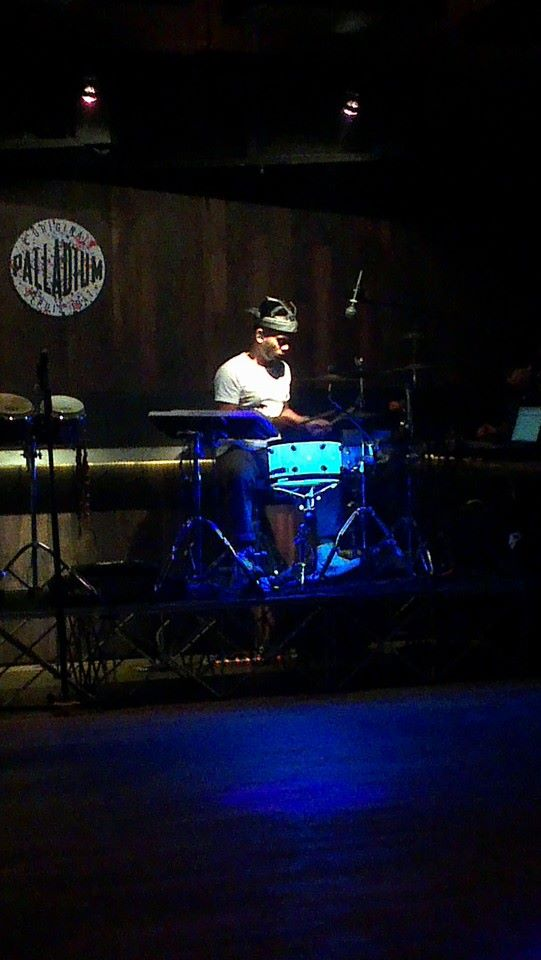 Pantheon Percussion: Did you catch Riduan Zalani with his LED Acrylic snare last night?