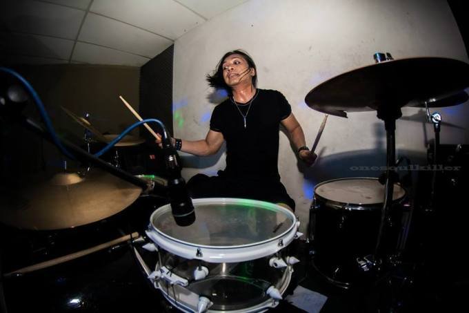 Pantheon Percussion: Shahril pounds it out in Malaysia with Ossuary